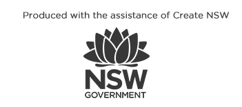 Produced with the assistance of Create NSW